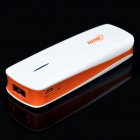 HAME MPR-A1 WiFi 802.11b/g/n Wireless 3G Router w/ 1800mAh Battery Charger Dongle