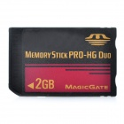Designer's Ultra High-Speed Memory Stick MS Pro-HG Duo Memory Card (2GB)