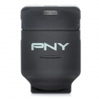 PNY Micro SD / TF Card Reader Keychain - Black (Max. 32GB)