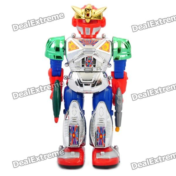 Electronic Talking and Walking Robot Toy (3 x AA) - Free Shipping ...