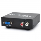 HDMI to VGA Converter - Black
