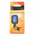 "1.2"" LCD Clip-On Digital Tuner (1 x CR2032)"