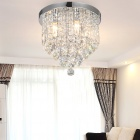 Modern Crystal Celling Lights with 4 lights