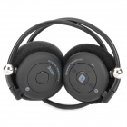 2.4GHz Bluetooth V2.0 Stereo Handsfree Headset - Black (8 Hours-Talk / 110 Hours-Standby)