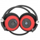 2.4GHz Bluetooth V2.0 Stereo Handsfree Headset - Red (8 Hours-Talk / 110 Hours-Standby)
