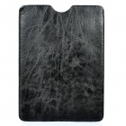 "Protective PU Leather Carrying Case for 10"" Tablet - Black"