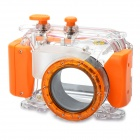 Meike MK-WP Waterproof Diving Mini Digital Camera Case - Orange (40m Underwater)