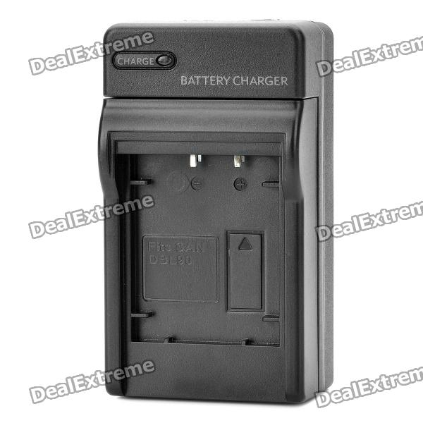 Digital Camera Battery Charger for SANYO DB-L90 (100~240V) camera battery charger for sony fc10 fc11 ac 100 240v 2 flat pin plug