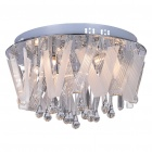 Stylish Crystal Pendant Light with 5 Lights