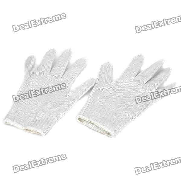 outdoor-defend-anti-cut-steel-fiber-gloves-white-pair