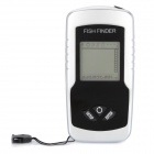 "2.1"" LCD Fish Finder - Black + Silver (4 x AAA)"