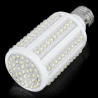 E27 7.56W 750-900LM 6000-7000K 126-SMD White Corn Light Bulb (220V)