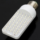E27 3.3W 300~400LM 6000-7000K Neutral White 55-LED Light Bulb (220V)