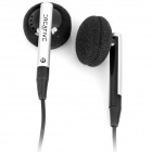 CREATIVE HS-480 Earphone w/ Microphone - Black (Dual 3.5mm-Plug / 180cm-Cable)