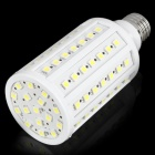 E27 17.2W 1000-1300LM 6000-7000K 86-SMD White Corn Light Bulb (220V)