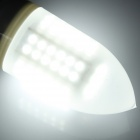 E27 4.68W 450-550LM Cold White Light 78*LED Corn Bulb (220V)