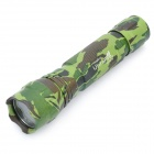 Ultrafire Flashlight Casing / Shell / Housing with Strap - Camouflage (1 x 18650)