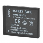 Replacement DMW-BCH7E 3.7V 695mAh Fully Decoded Battery for Panasonic DMC-FP1 / FP2 / FP3