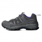 Camssoo Outdoor Sports Climbing Hiking Shoes for Women - Gray Purple (Size-EUR39/Pair)