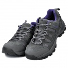 Camssoo Outdoor Sports Climbing Hiking Shoes for Women - Gray Purple (Size-EUR40/Pair)