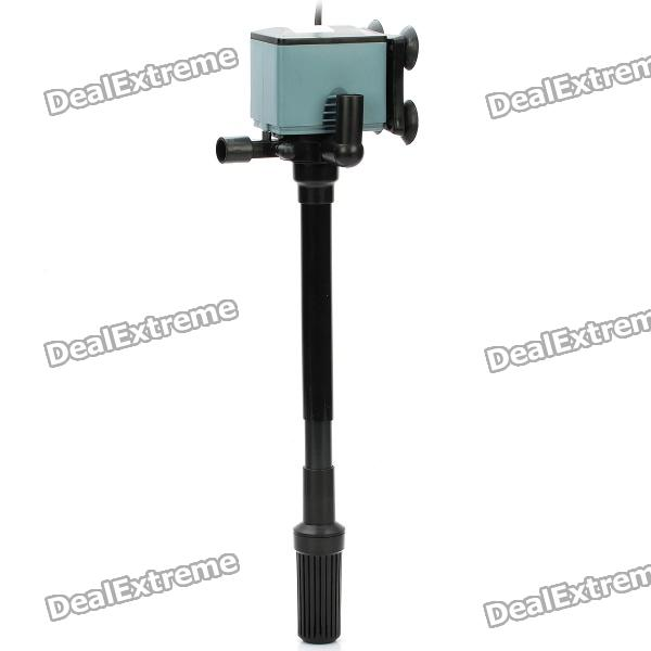 20W 3-in-1 Aquarium Water Submersible Filtration / Air Pump (AC 220~240V / 2-Flat-Pin Plug) 6162 63 1015 sa6d170e 6d170 engine water pump for komatsu