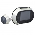"3.5"" LCD 300KP Digital Door Viewer (3 x AA)"