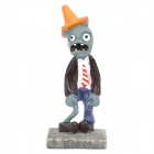 Plants vs Zombies Figure PVC Toy Doll - Conehead Zombie