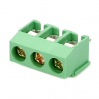 3-Pin Screw Terminal Block Connectors (20-Piece Pack)