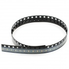 0603 Yellow SMD LED Emitter Silicone Strip (50-Piece Pack)