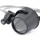 Clock Repair 15X Magnifier Lens with White LED Light (2 x CR1620)