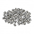 TD-85XU Mini Tact Switches (50-Piece Pack)