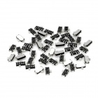 MK-12C02 Mini Slide Switches (50-Piece Pack)