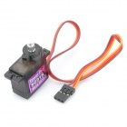 SG91R Mini Servo with Gears and Parts (Translucent Grey)