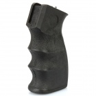 Tactical 3-Fingerprint Gun Grip - Black