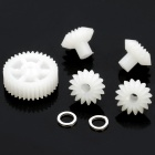 Walkera CB180Z Tail Drive Gear Set for R/C Helicopter - White