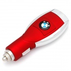 Multifunction USB Car Charger with Retractable USB Cable + 6 Adapters
