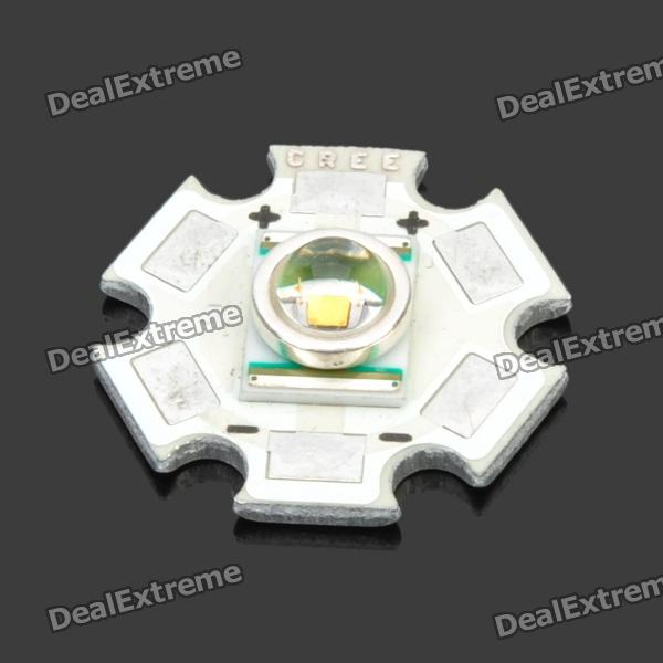 3W 20mm Cree P4 Warm White Light LED Aluminum PCB Board Module