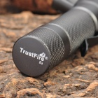 TrustFire Z2 5-Mode 280lm Memory White LED Flashlight w/ Clip - Grey