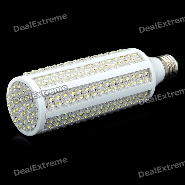 E27 16.2W 1900LM 6000-7000K Neutral White 270-LED Light Bulb (220V) - DXE27<br>Material: ABS Emitter Type: LED Total Emitters: 270 Power: 16.2W Color BIN: Neutral White Rated Voltage: 220V Luminous Flux: 1600~1900LM Color Temperature: 6000~7000K Connector Type: E27<br>
