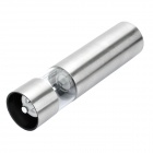 Electric Pepper Muller Grinder - Silver (4 x AA)