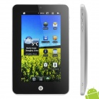 "7"" Resistive Screen Android 2.3 Tablet w/ Camera / WiFi / G-Sensor - Black + Silver (IX210 / 4GB)"