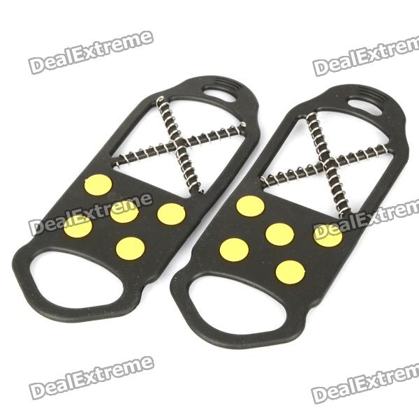 Portable Ice Climbing / Mountaineering Shoes Crampons (Size-M / Pair)