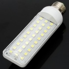 E27 6W 350~450LM 6000-7000K Neutral White 30x5050 SMD LED Light Bulb (220V)