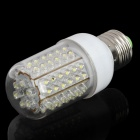 E27 4.68W 450-550LM 6000K Cold White Light 78-LED Corn Bulb (220V)