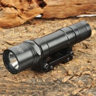 UltraFire UF-762 220-Lumen White Light Flashlight w/ Gun Mount (1 x 18650 / 2 x 16340)