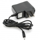 Nokia 2.0mm 2-Flat-Pin Plug AC Charger - Black