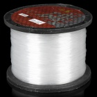 0.630mm 500M Resin Fishing Line / Thread - White (#13)