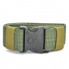 Tactical Durable Nylon Belt with Plastic Buckle - Random Color (120cm Full Length)