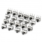 Mini Slide Switches (20-Piece Pack)