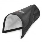 Folding Fabric Reflector Box for Speedlight - Black + Silver (Size-M)